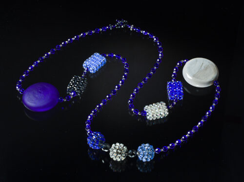 Crystal Jewelry by Orsola Mainardis